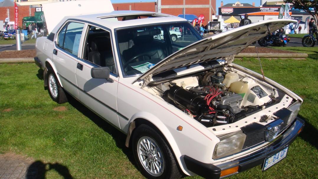 1980 Alfa Romeo alfetta