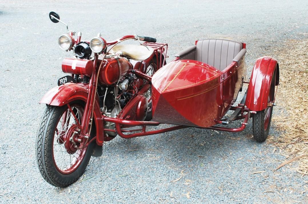1929 Harley-Davidson J Model