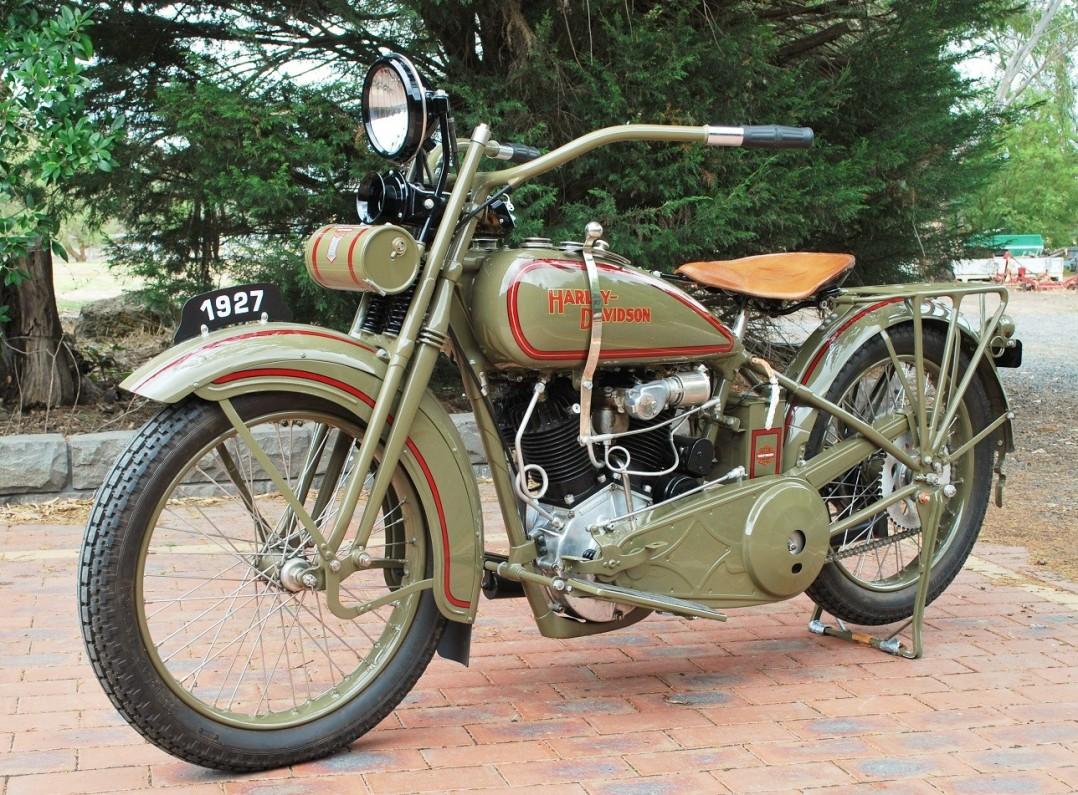 1927 Harley-Davidson J Model