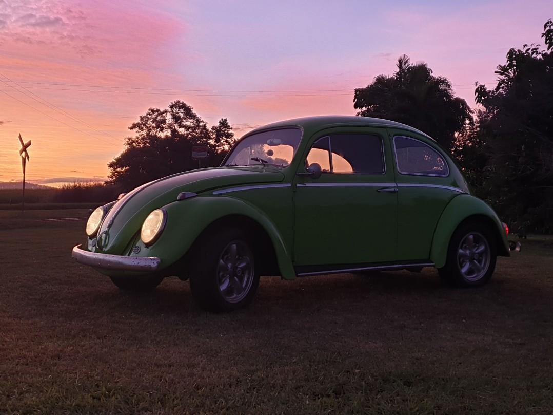 1962 Volkswagen Beetle 1.2