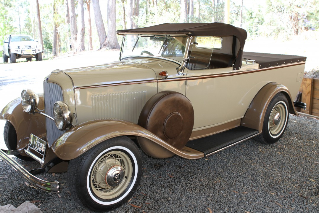 1932 Ford 32 ford roadster ute