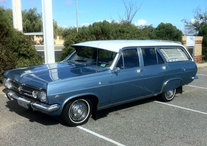 1966 Holden HR X2