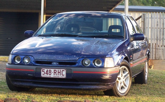 1996 Ford Falcon XR6