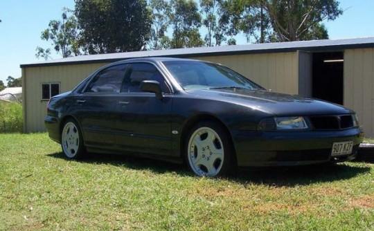 1996 Mitsubishi MAGNA ALTERA
