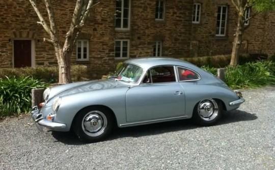 1972 Porsche 1950 356 T5B