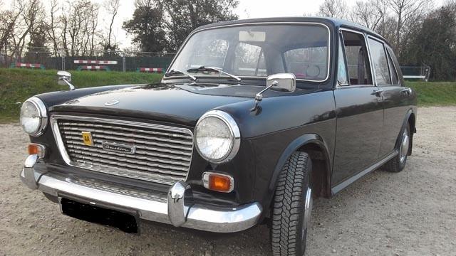 1967 Austin Morris 1100