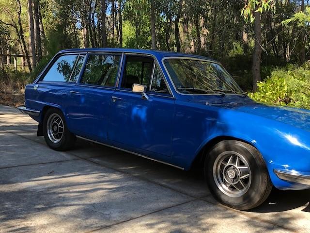 1976 Triumph 2500 MK 11 Estate
