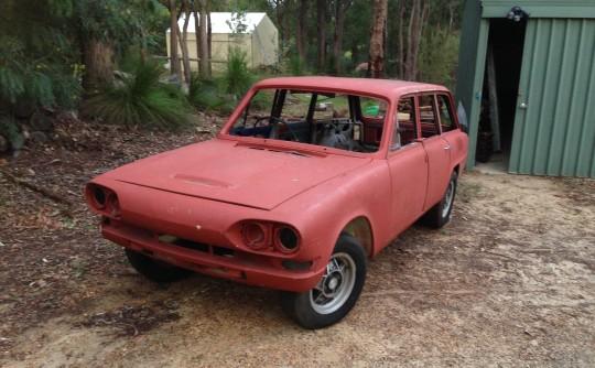 1966 Triumph 2000 MK I