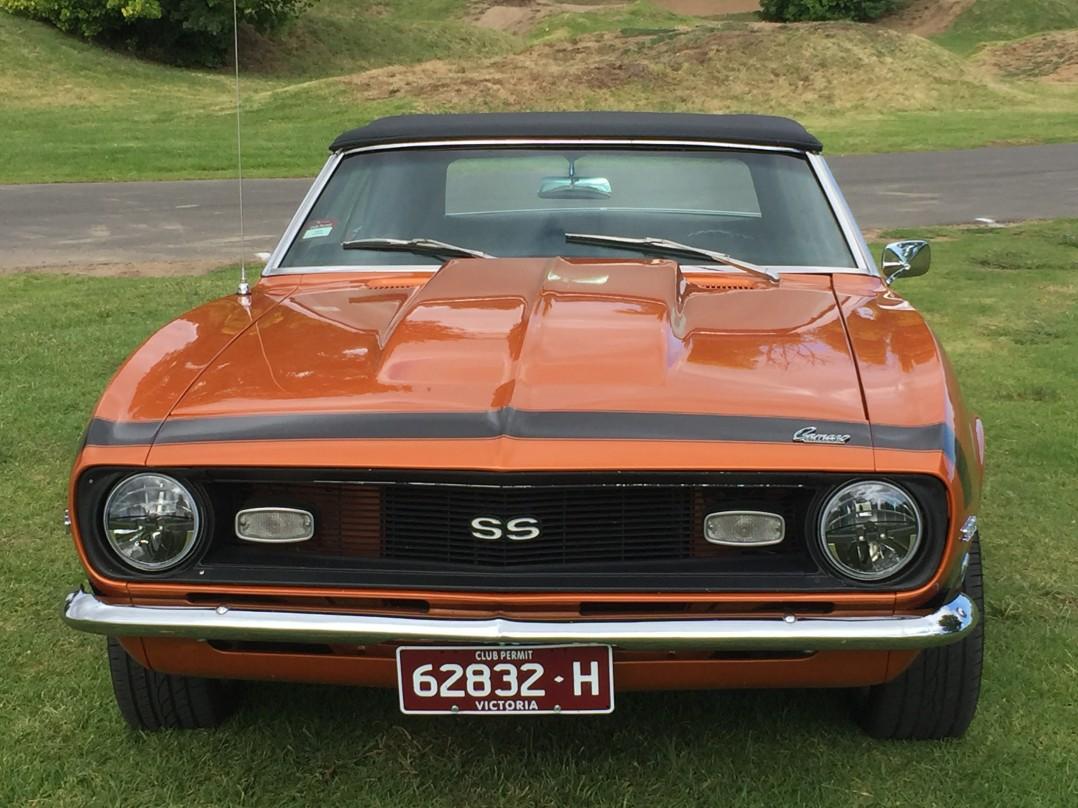 1968 Chevrolet Comaro
