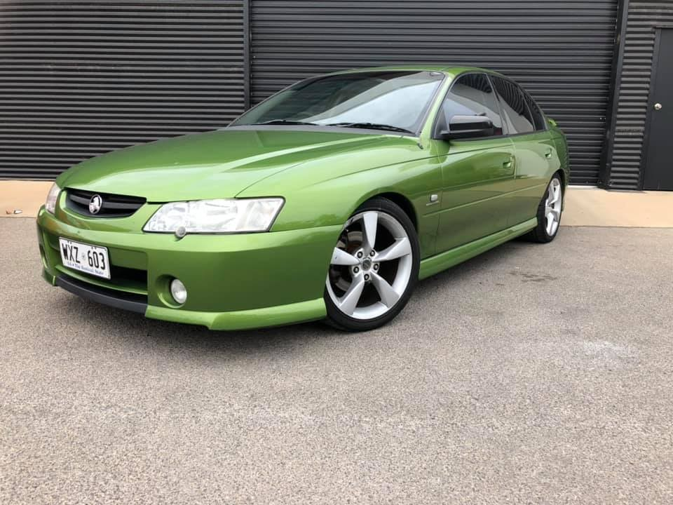 2003 Holden Commodore S Pack