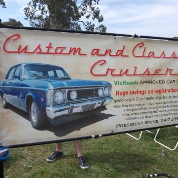 Custom and Classic Cruisers