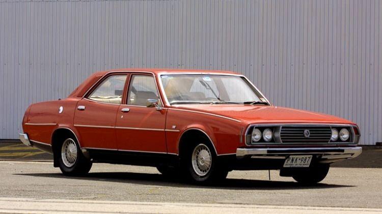 1974 Leyland P76