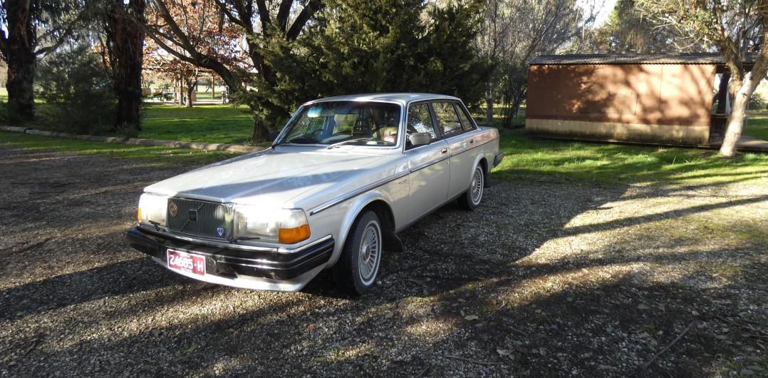 1981 Volvo 264 GLE