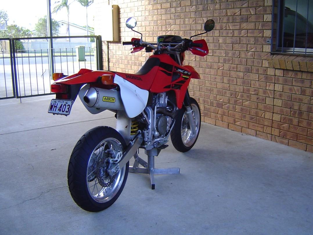 2006 Honda XR650