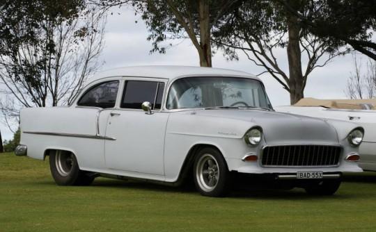 1955 Chevrolet 210. Two Door