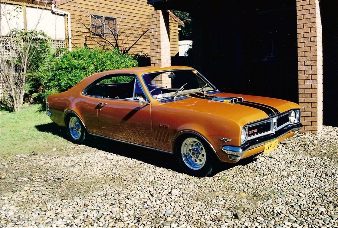 1969 Holden MONARO