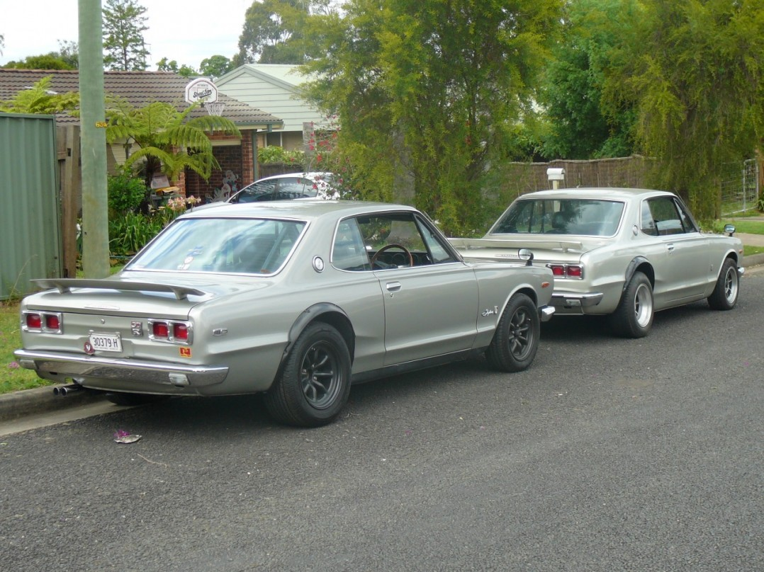 1971 Nissan Skyline GT-X KGC10