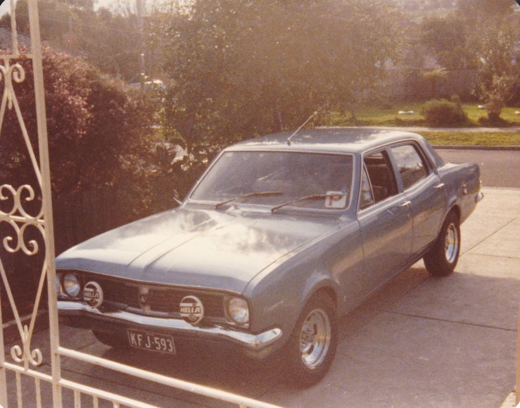 1968 Holden kingswood