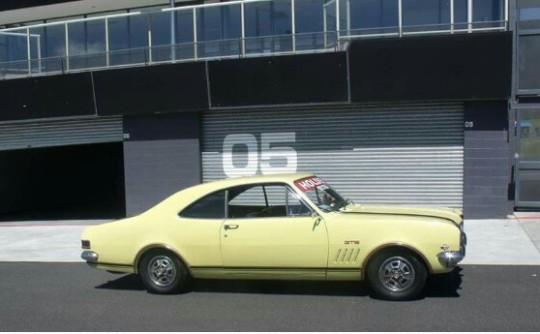 1968 Holden HK