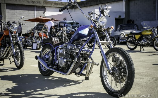 1972 Amen Rigid Chopper