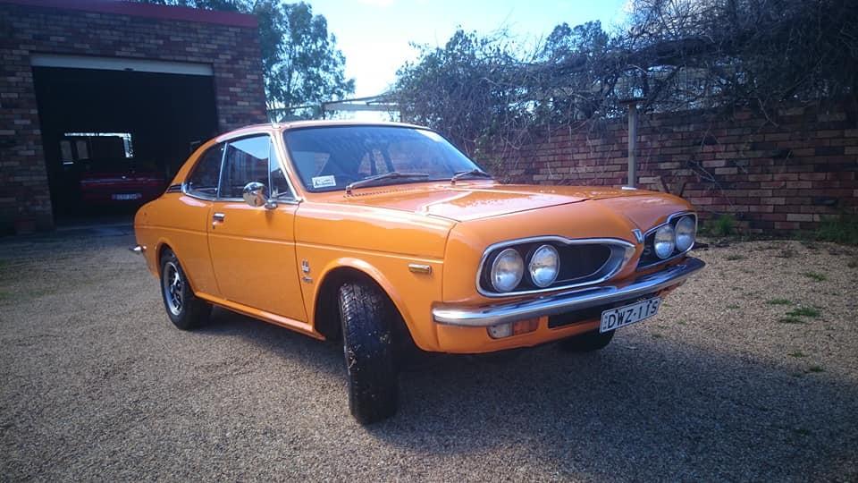 1971 Honda 1300 9S