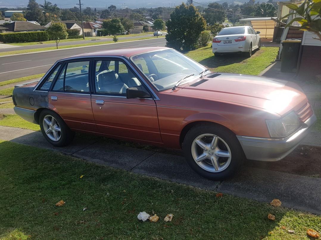 1984 Holden BERLINA