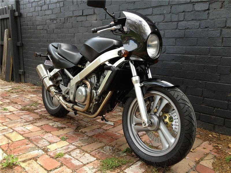 1988 Honda NT400