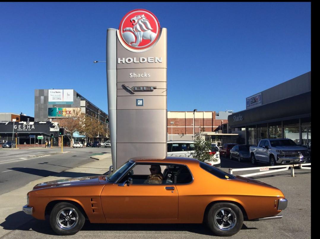 1974 Holden Hj Monaro