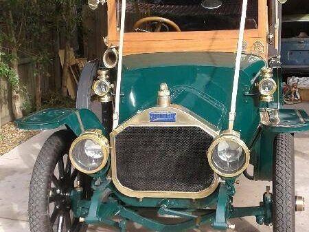 1911 Martini Tourer