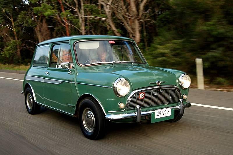 1964 Morris 850