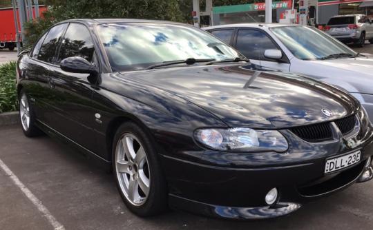 2001 Holden VX SS