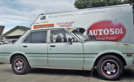 1974 Toyota CORONA SE