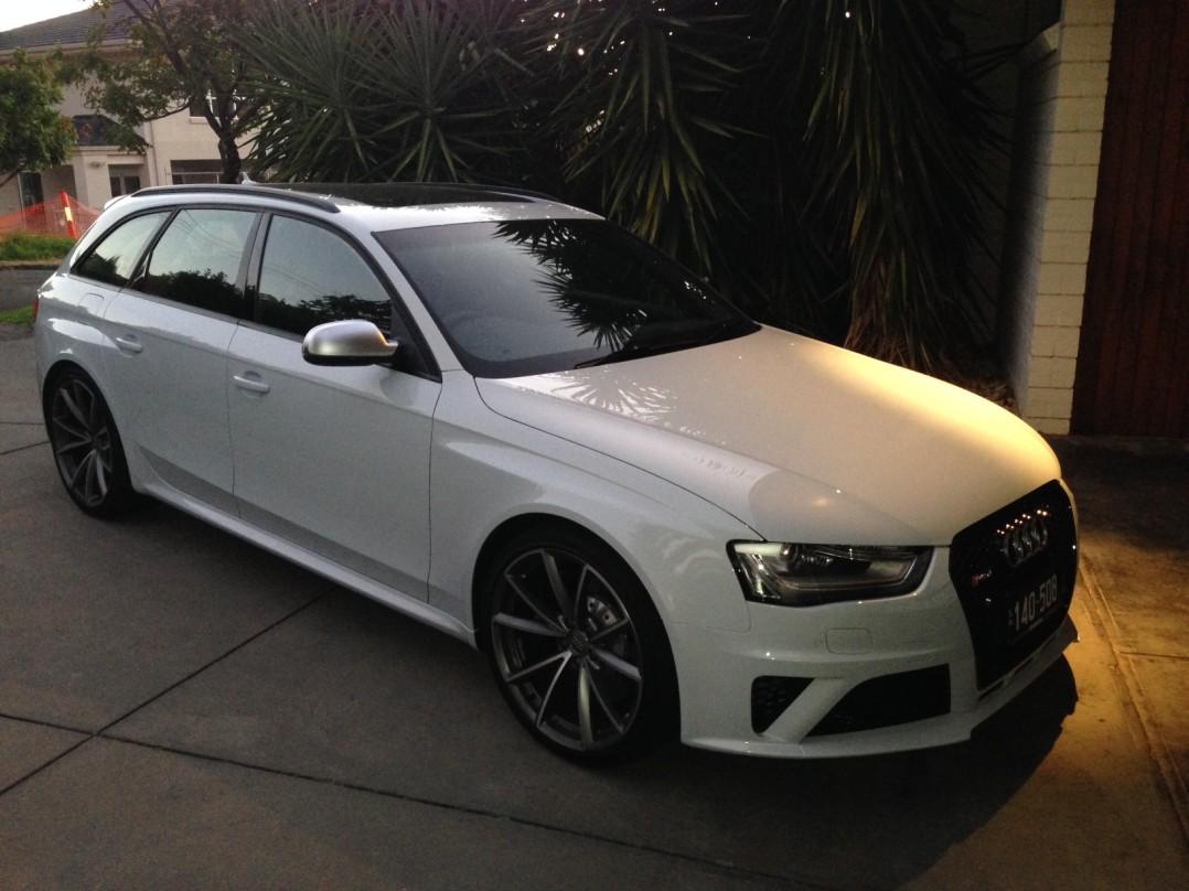 2014 Audi RS4 AVANT QUATTRO