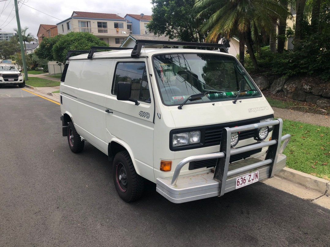 """1992 Volkswagen t3 syncro 14"""""""