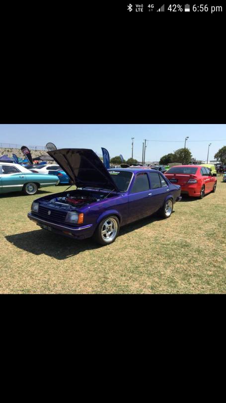 1983 Holden GEMINI SL/X