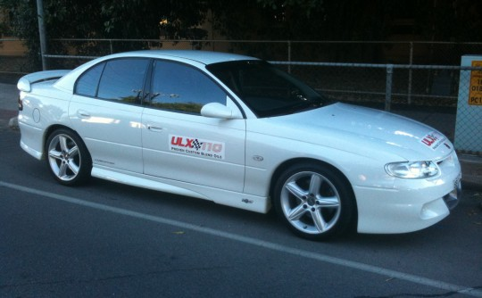 2000 Holden Special Vehicles VT II Clubsport R8