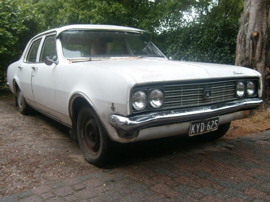 1971 Holden hg PREMIER