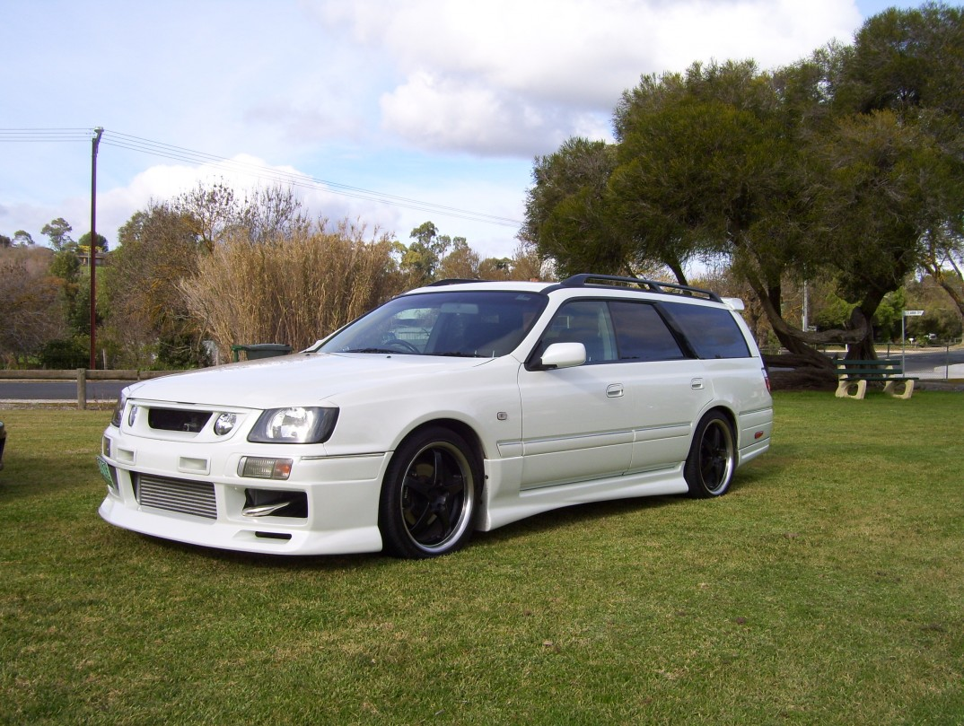 1998 Nissan STAGEA RS4