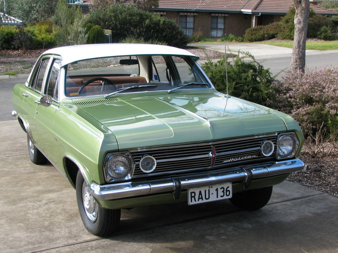 1966 Holden HR X2 Premier