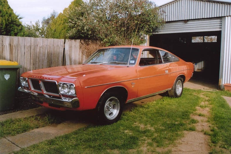1976 Chrysler CHARGER 770