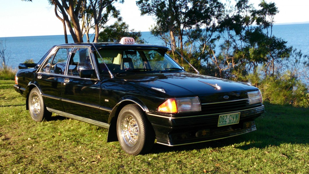 1982 Ford Falcon (The Sheriff) XE