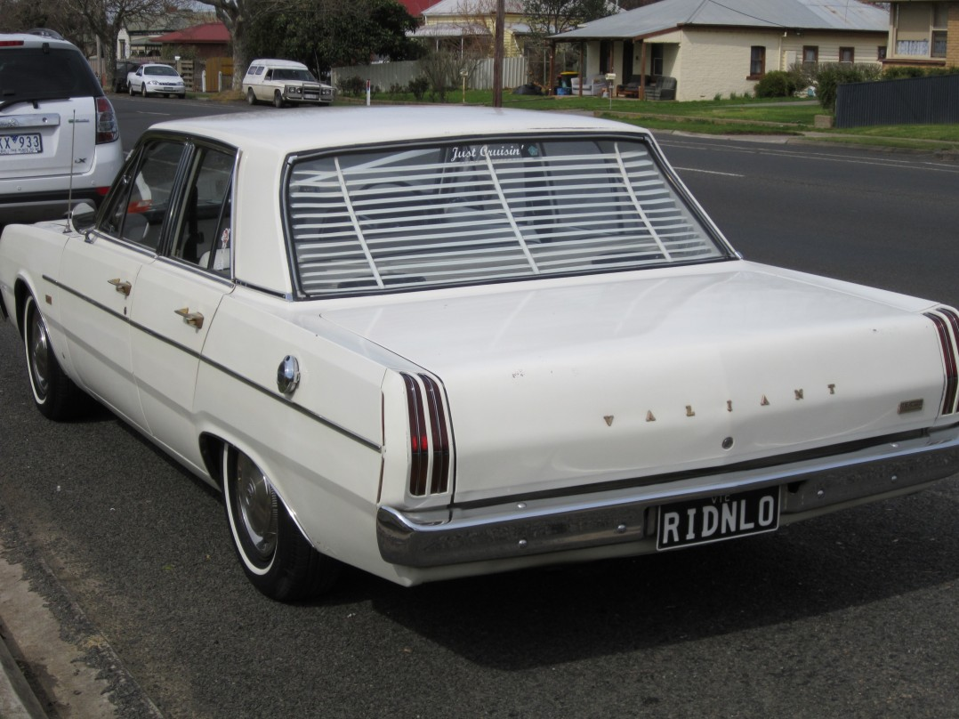 1970 Chrysler VALIANT