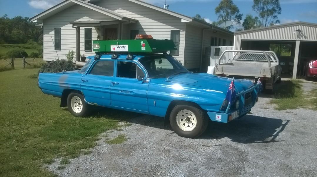 1961 Pontiac 4 door
