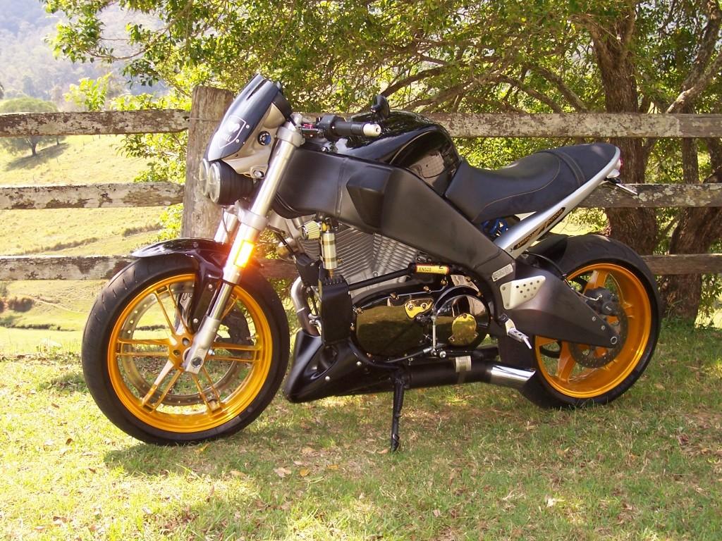 2005 Buell 1203cc XB12S LIGHTNING