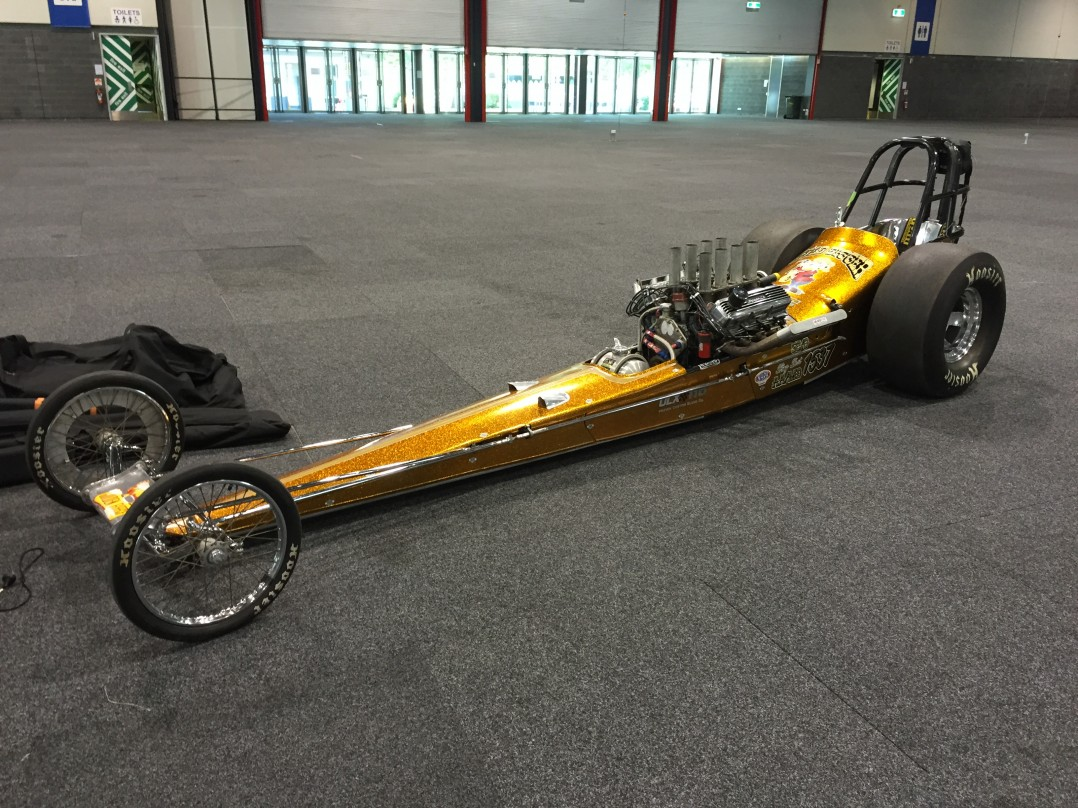 1970 Front Engine Dragster FED