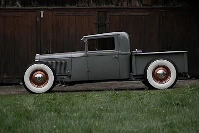 1929 Nash pickup