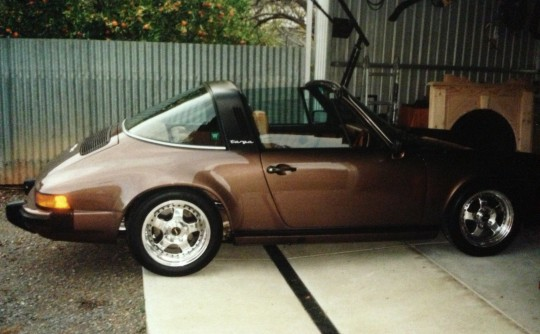 Stolen Porsche