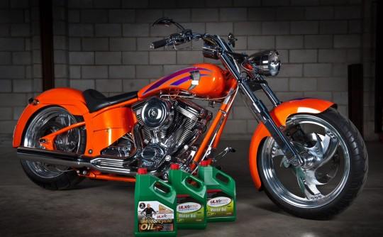 1986 Harley-Davidson 1200cc XL1200C SPORTSTER CUSTOM