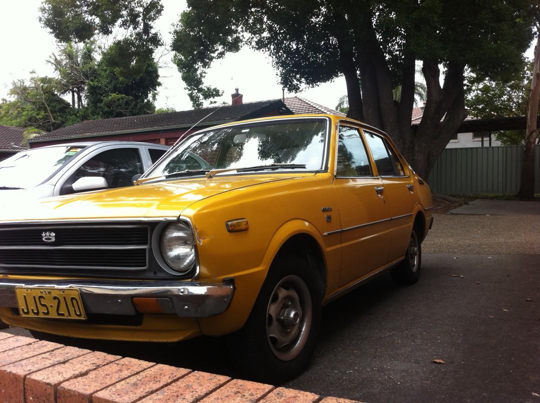 1974 Toyota COROLLA