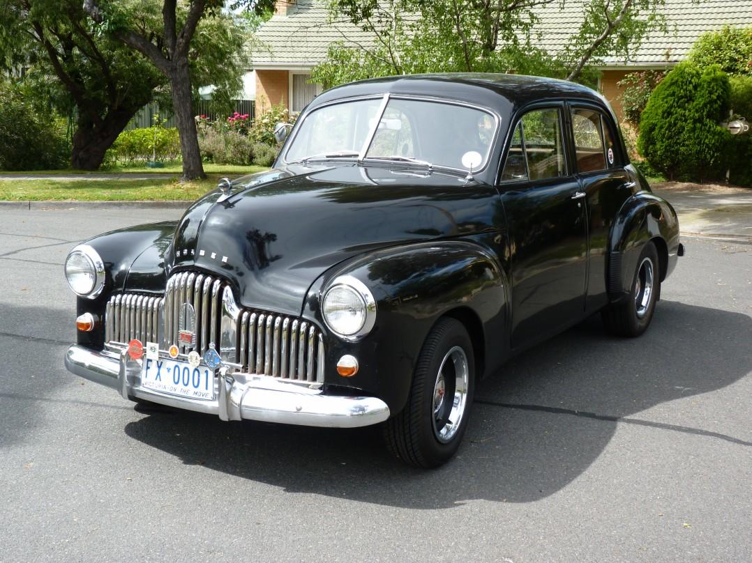 1950 Holden 48-215